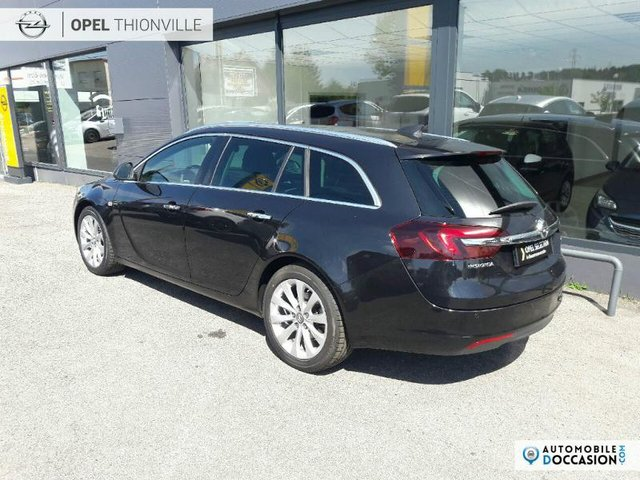 opel insignia tourer occasion 1 6 cdti 136ch cosmo pack. Black Bedroom Furniture Sets. Home Design Ideas