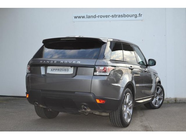 land rover range rover sport occasion hybride hse dynamic strasbourg ld67c1 po83628672. Black Bedroom Furniture Sets. Home Design Ideas