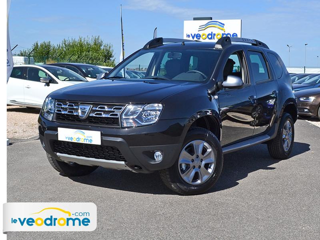 dacia duster 1 5 dci 110ch prestige 4x2 cuir occasion. Black Bedroom Furniture Sets. Home Design Ideas