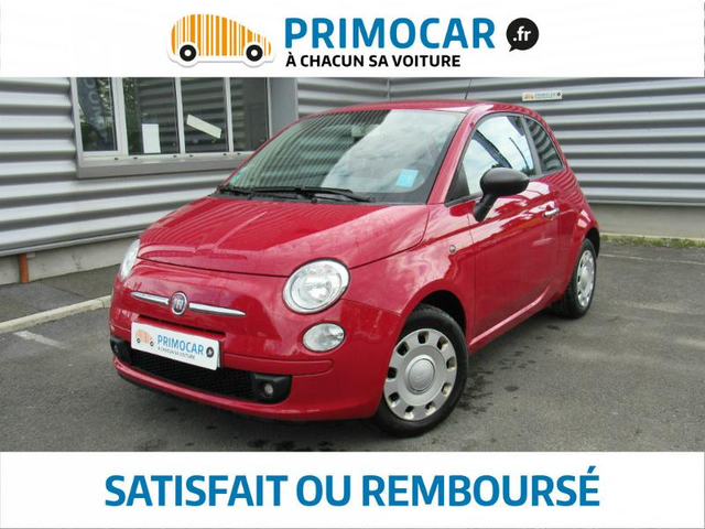 voiture fiat 500 occasion 1 2 8v 69ch pop mu08c1 510105 charleville mezieres. Black Bedroom Furniture Sets. Home Design Ideas