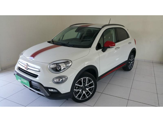 fiat 500x occasion 2 0 multijet 140ch cross 4x4 at9 dijon he25 vd503059. Black Bedroom Furniture Sets. Home Design Ideas
