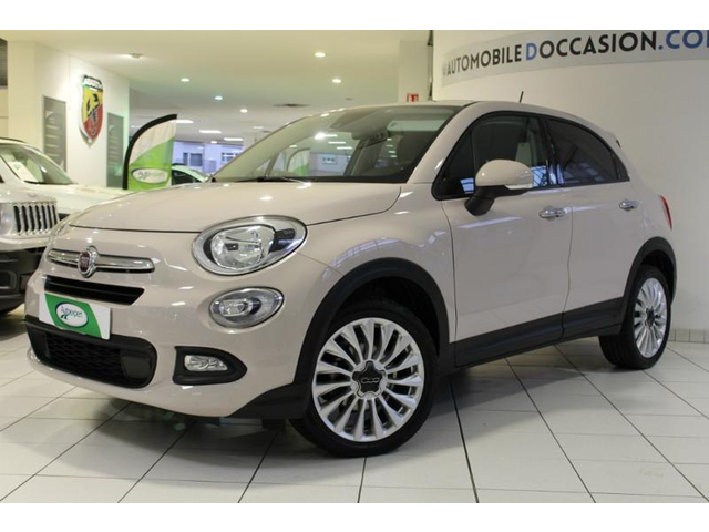 fiat 500x occasion 1 6 multijet 16v 120ch opening edition reims hes8 802947. Black Bedroom Furniture Sets. Home Design Ideas