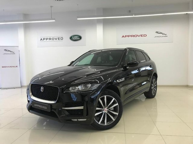 jaguar f pace occasion v6 3 0d 300ch r sport bva8 metz ja57c1 vd169963. Black Bedroom Furniture Sets. Home Design Ideas