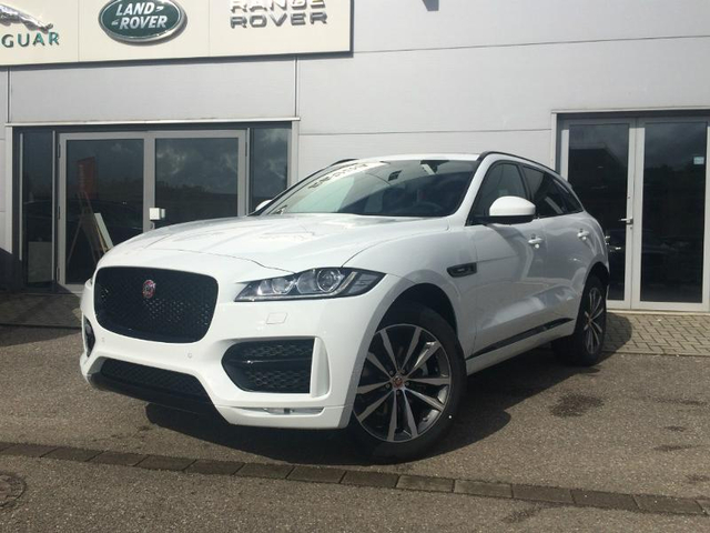 jaguar f pace occasion 2 0d 180ch r sport bva8 metz ja57c1 vd967914. Black Bedroom Furniture Sets. Home Design Ideas
