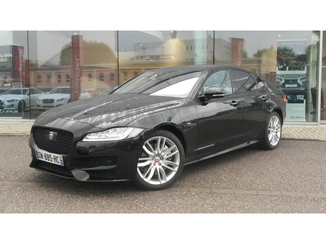 jaguar xf occasion 3 0 v6 d 300ch r sport bva metz. Black Bedroom Furniture Sets. Home Design Ideas