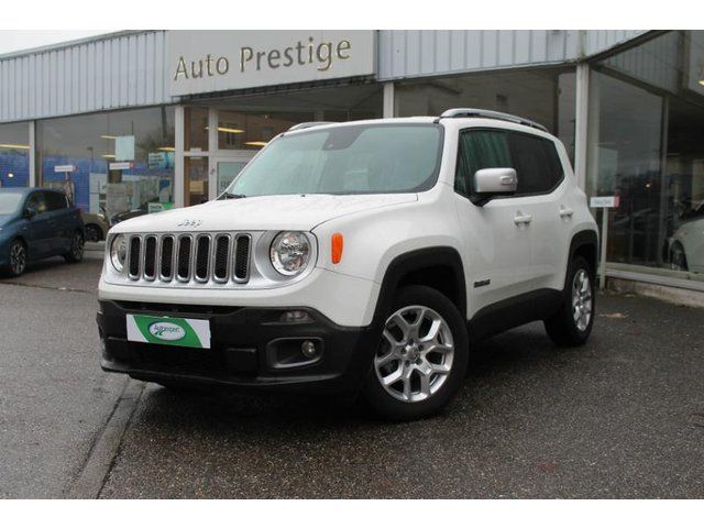 jeep renegade 1 6 mjet 120ch limited occasion he28 26579. Black Bedroom Furniture Sets. Home Design Ideas