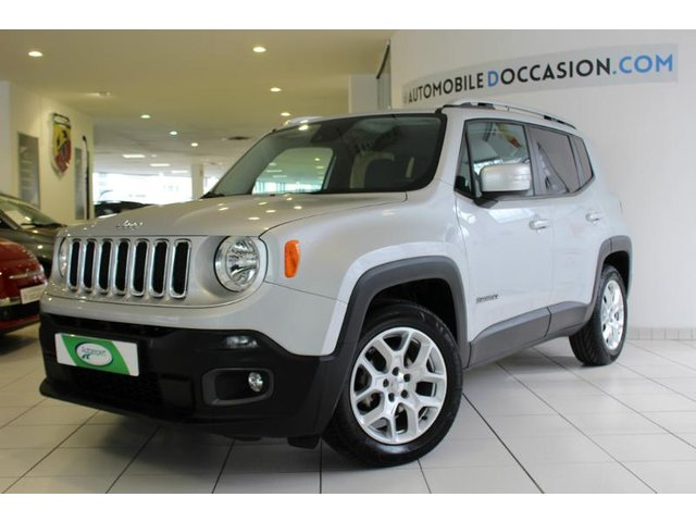 jeep renegade occasion 1 6 multijet s s 120ch limited mulhouse hes8 803388. Black Bedroom Furniture Sets. Home Design Ideas