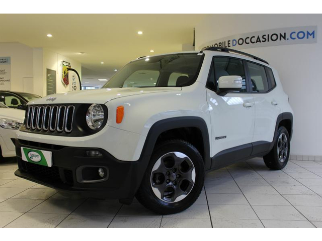 jeep renegade occasion 1 6 multijet s s 120 ch longitude beaune hes8 801550