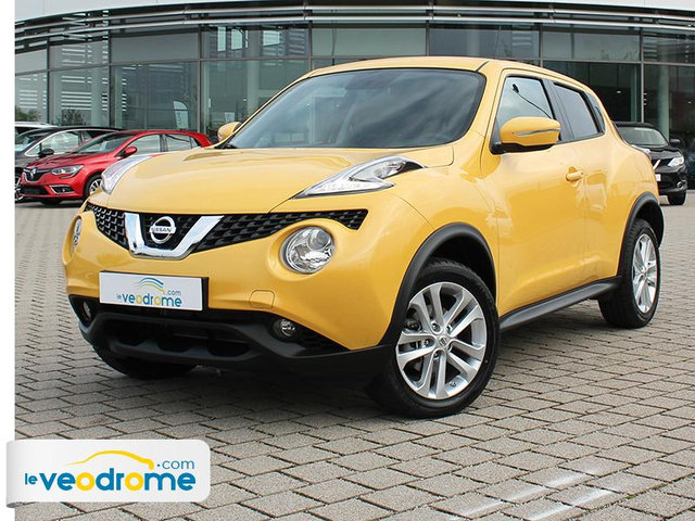 nissan juke 1 5 dci 110ch acenta gps occasion. Black Bedroom Furniture Sets. Home Design Ideas