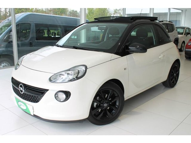 opel adam occasion 1 4 swingtop 87ch jam options besancon hes2 18609. Black Bedroom Furniture Sets. Home Design Ideas