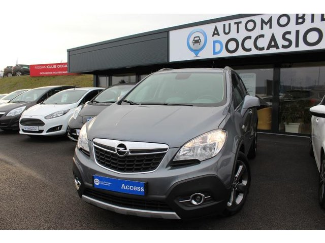 opel mokka 1 4 turbo 140ch cosmo pack 4x4 occasion hes7. Black Bedroom Furniture Sets. Home Design Ideas