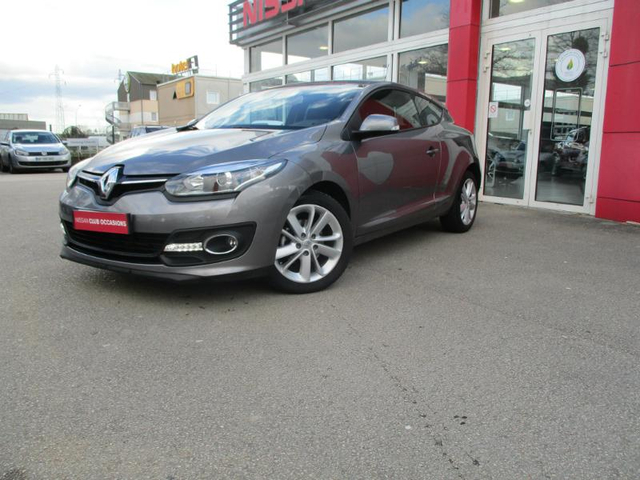 renault megane coupe occasion 1 6 dci 130ch intens gps. Black Bedroom Furniture Sets. Home Design Ideas
