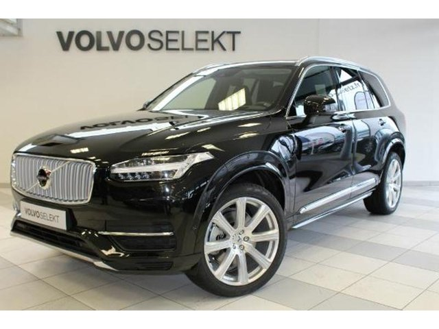 volvo xc90 occasion volvo xc90 occasion bretagne 3 2 xenium gtronic 7pl bleu volvo xc90. Black Bedroom Furniture Sets. Home Design Ideas