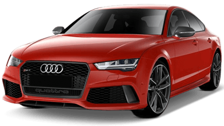 RS 7 Sportback performance