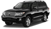 2013 Toyota Land Cruiser SW V8